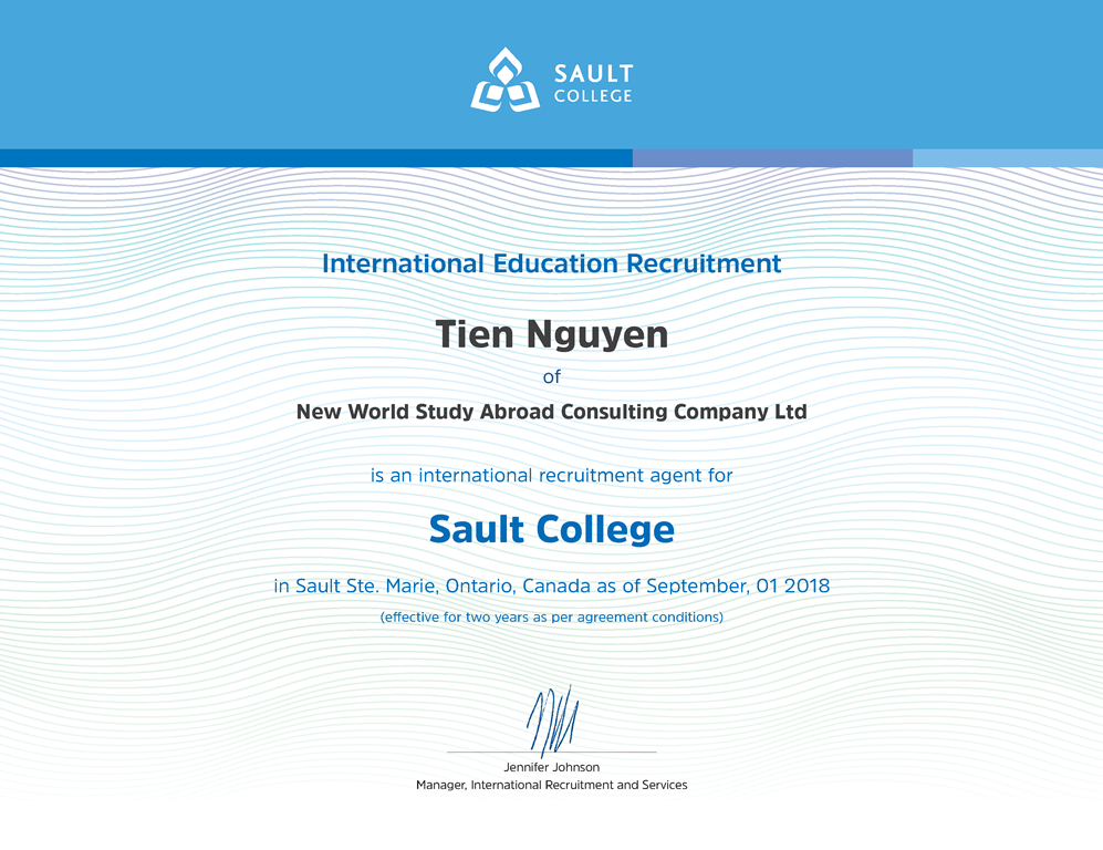 Sault College - Sault Ste. Marie, Ontario, Canada